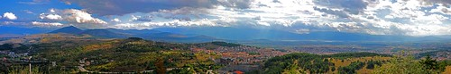 panorama kozani κοζανη