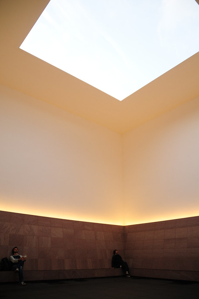 James Turrell / Blue Planet Sky