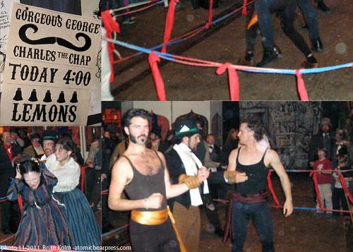 Dickens Fair 11/27/2011 montage