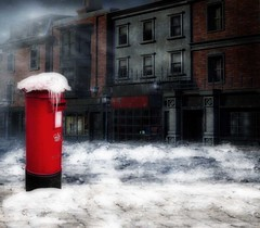 Winter  Premade Backgrounds