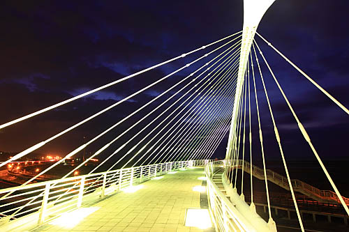 46L4新竹香山豎琴橋