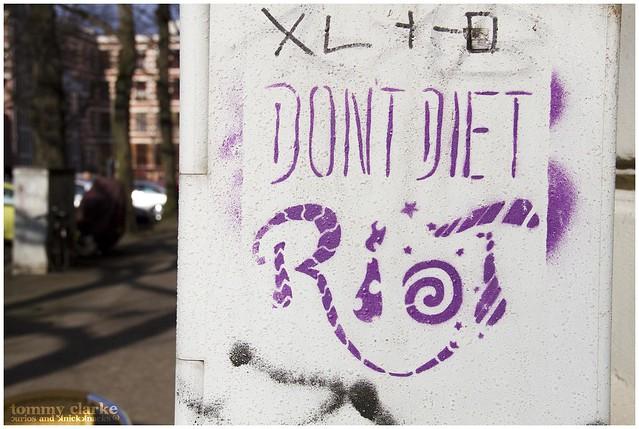 don't diet RIOT