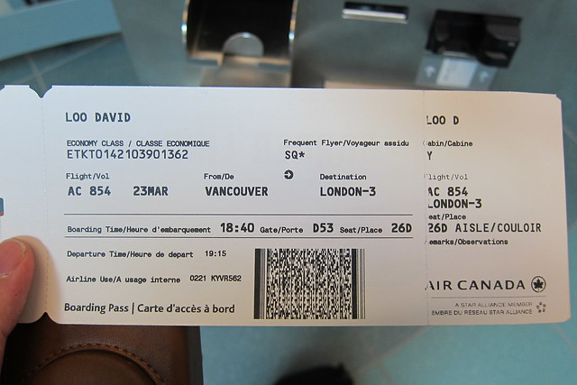 To Beautiful Vancouver Air Canada Y Lhr Yvr Airliners Net