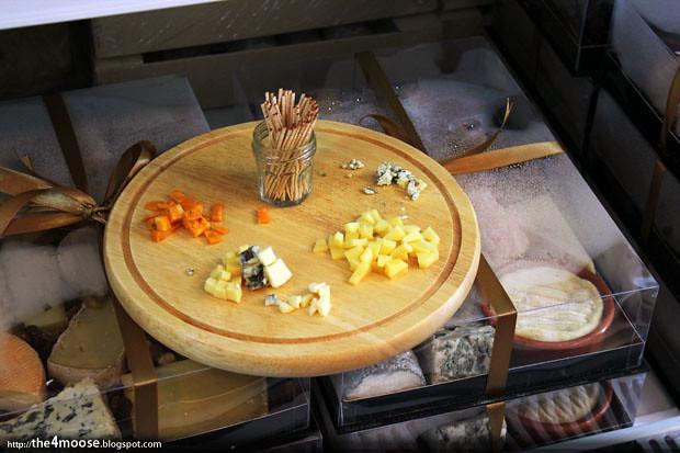 Savour 2012 - Aequitas Cheeses