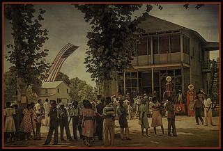 4th of July celebration, St. Helena Island, S.C.