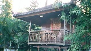 Teak villa from Munduk Cultural Villas