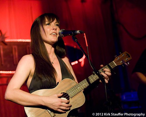 SXSW - Amanda Shires @ Continental Club by Kirk Stauffer