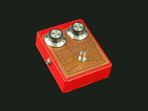 Sola Sound Tone Bender clone