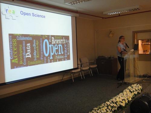 Carol on Open Science