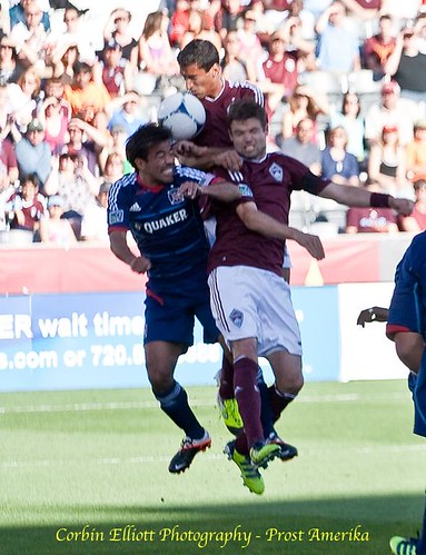 Drew Moor Colorado Rapids by Corbin Elliott Photography, denver photographer