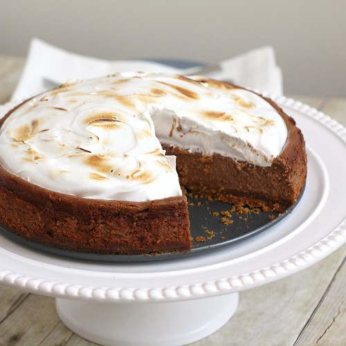 S'mores Cheesecake