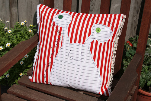 Pillow for Pasiakowa