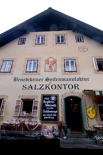Hallstatt, Austria 奧地利 哈修塔特