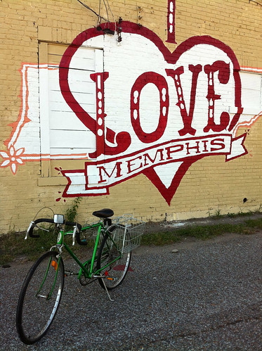 I Love Memphis Mural no. 3, Memphis, Tenn.