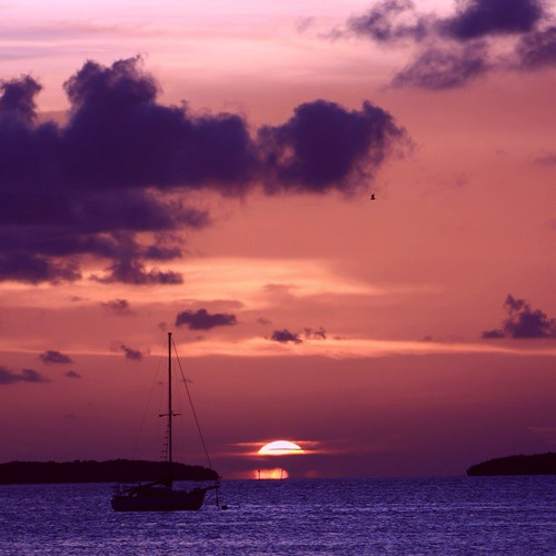 sunset gulfofmexico sailboat unitedstates florida westside greatblueheron floridakeys southflorida colorchange overseashighway islandchain islamoradaflorida