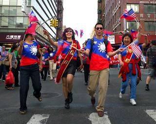 Double Ten Day Parade