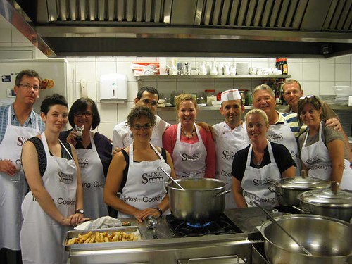 Cooking Class Group