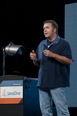 "David Ward, JavaOne 2011 San Francisco ""Juniper Networks Keynote"""