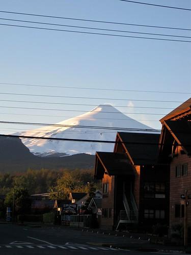 chile landscape volcano flickr facebook pucan