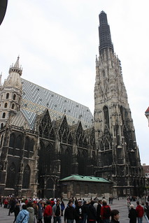 Image of Saint Stephen's Cathedral. vienna tower heritage austria cathedral gothic unesco worldheritagesite limestone stephansdom romanesque 2008 unescoworldheritage worldheritage ststephenscathedral ststephen steffl worldheritagelist saintstephen unescoworldheritagelist