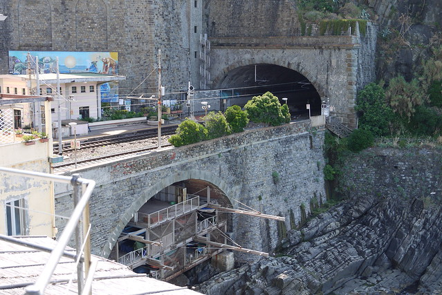 Riomaggiore車站