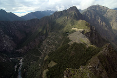 From Huayna Picchu