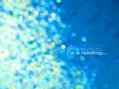 If I fall... by I'm a raindrop