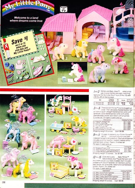 Mon Petit Poney (HASBRO) 1982 - 1994 6262350167_bb89889d26_z