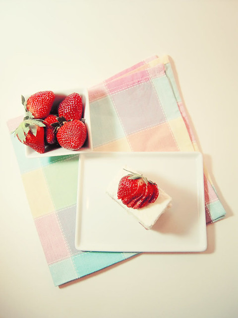 Japanese Strawberry Shortcake | Flickr - Photo Sharing!