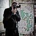 Self-Portrait at Eastern State Penitentiary - Philadelphia, PA by Micheal  Peterson