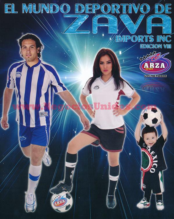 ... 670 Zava Ropa Deportiva para Damas Caballeros y Niños Pelotas y  Accesorios de Futbol Descuentos y 1346cff676603
