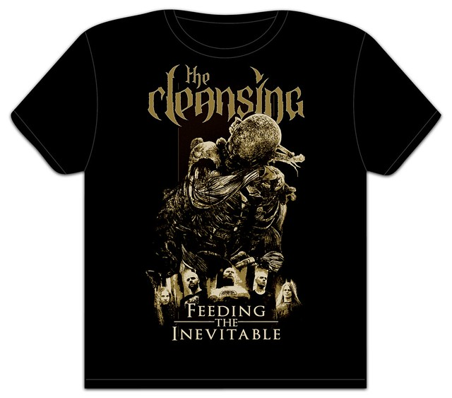 The Cleansing - Feeding the Inevitable t-shirt