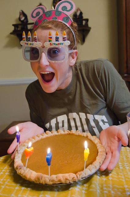 Marian's Birthday