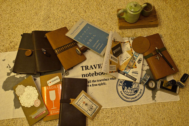 TRAVELER'S notebook gathering in Taipei