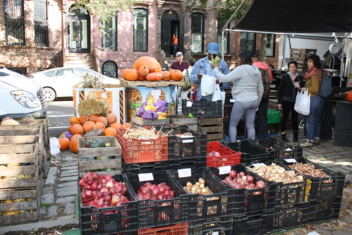 Fort Greene Farmers Market 2011