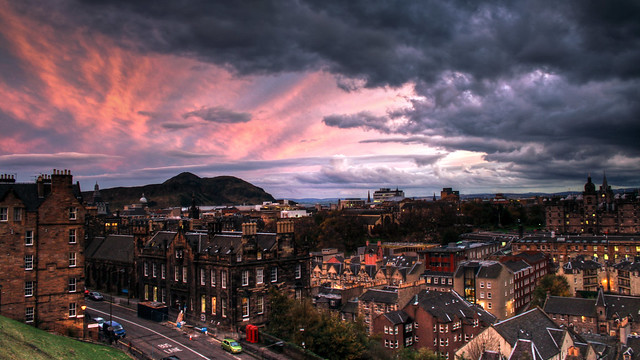 0249 - Scotland, Edinburgh HDR
