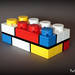 Mondrian by buriedbybricks