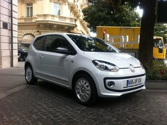 automobile, volkswagen, vehicle, subcompact car, volkswagen up, city car, land vehicle, coupã©,