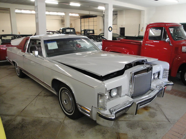 78 lincoln continental town coupe willmar car club car. Black Bedroom Furniture Sets. Home Design Ideas