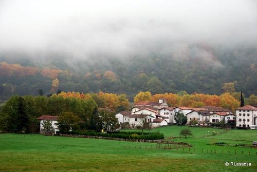 Narbarte, Bertizarana, Navarra by Rufino Lasaosa