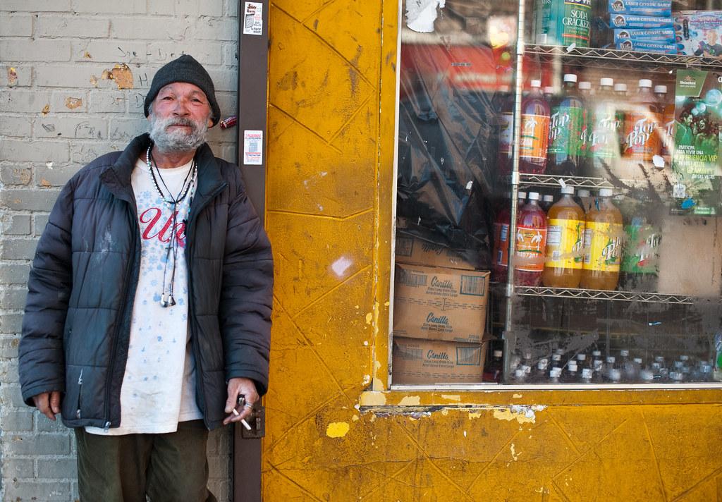Luis:  Hunts Point, Bronx