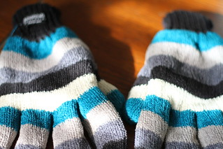 Winter Gloves 2 Ways