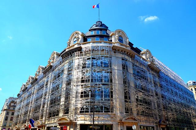 Ministère de la culture à Paris