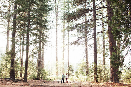 Sarah and Deney {Redding, california engagement photographer}