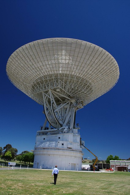 NASA JPL - Canberra Deep Space Communication Complex, Tidbinbilla