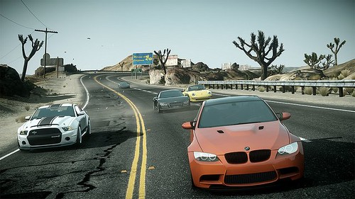 EA Planning Need for Speed Movie