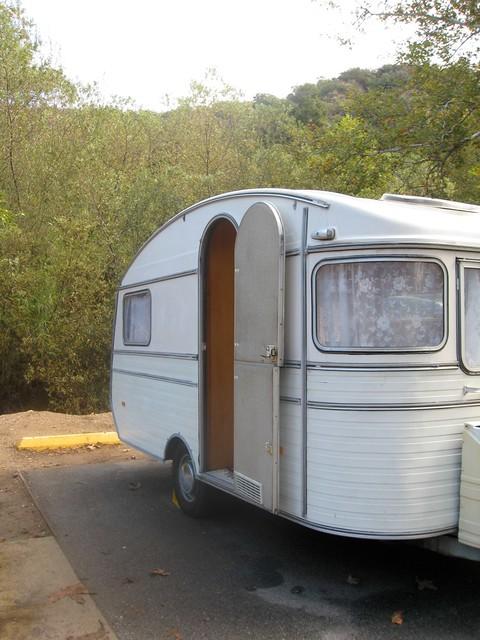our vintage constructam caravan