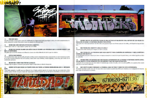 Revista Dmental Graffiti 3ra. Edicion.