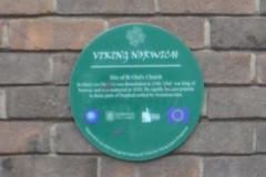 Photo of Green plaque № 8097