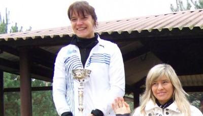 Petra Pastorová zaběhla maraton v Polsku za 2:57:32